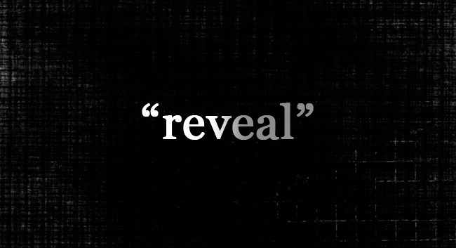 """Reveal"" Interactive Music Video"