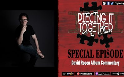 David Rosen Album Commentary