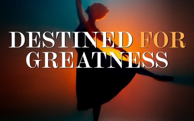 Destined For Greatness – A New Single