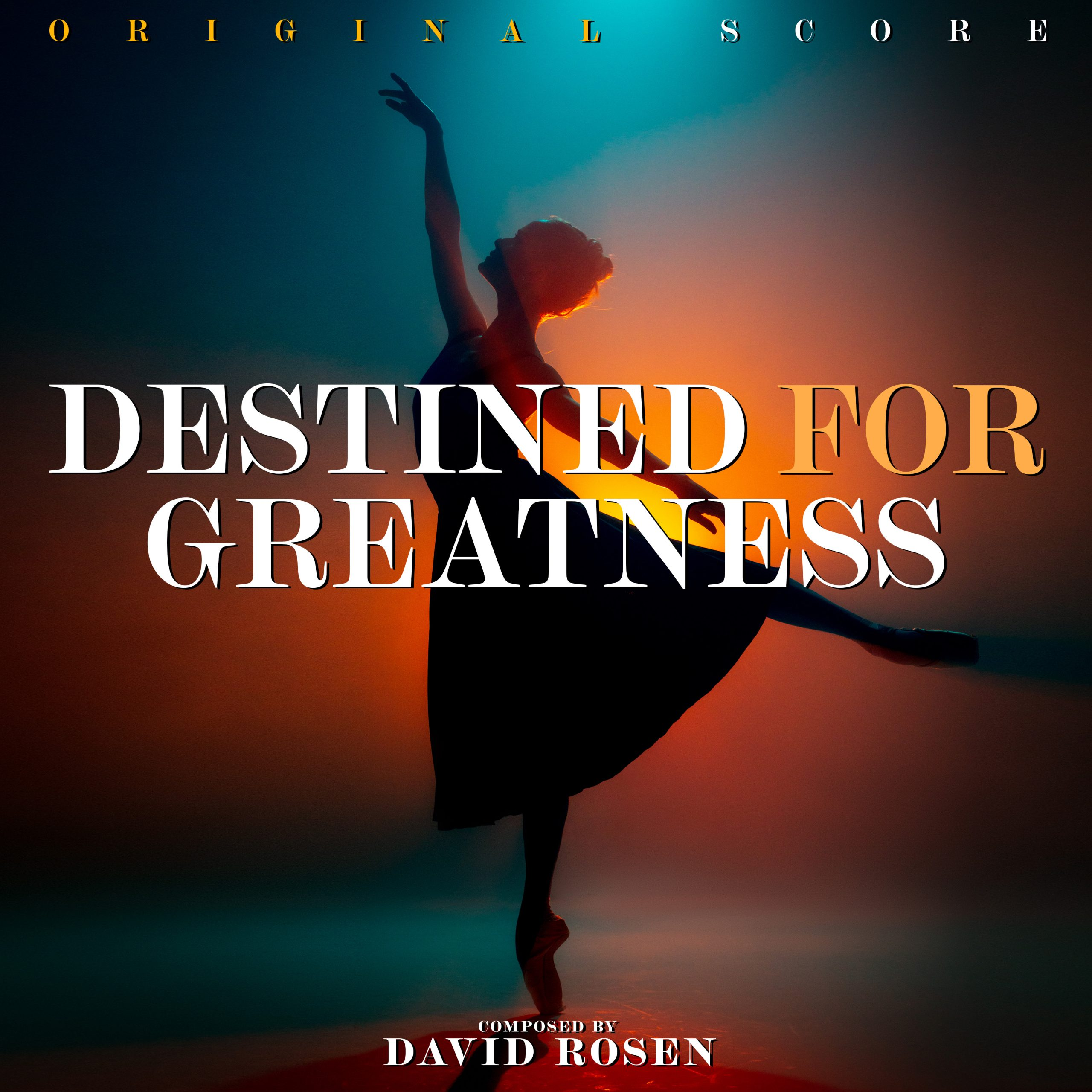 Destined For Greatness Single Cover