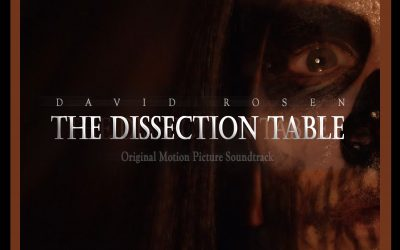 The Dissection Table – New Album!